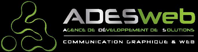 Agence web - Logo ADESWeb