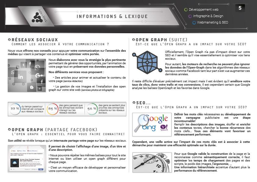 Réseaux sociaux et webmarketing : qu'est ce que l'open graph ?