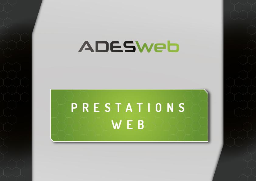 Découvrez nos prestations web et nos tarifs de création de site internet