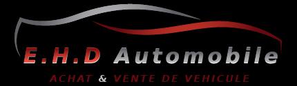 Création logo pour entreprise fond noir garage automobile - Proposition non retenue