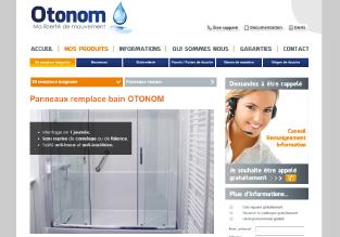 Réalisation communication globale Otonom - Portfolio agence de communication, graphiste, webdesigner