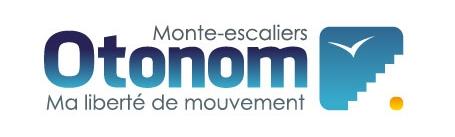 Déclinaison du logo Otonom pour les douches